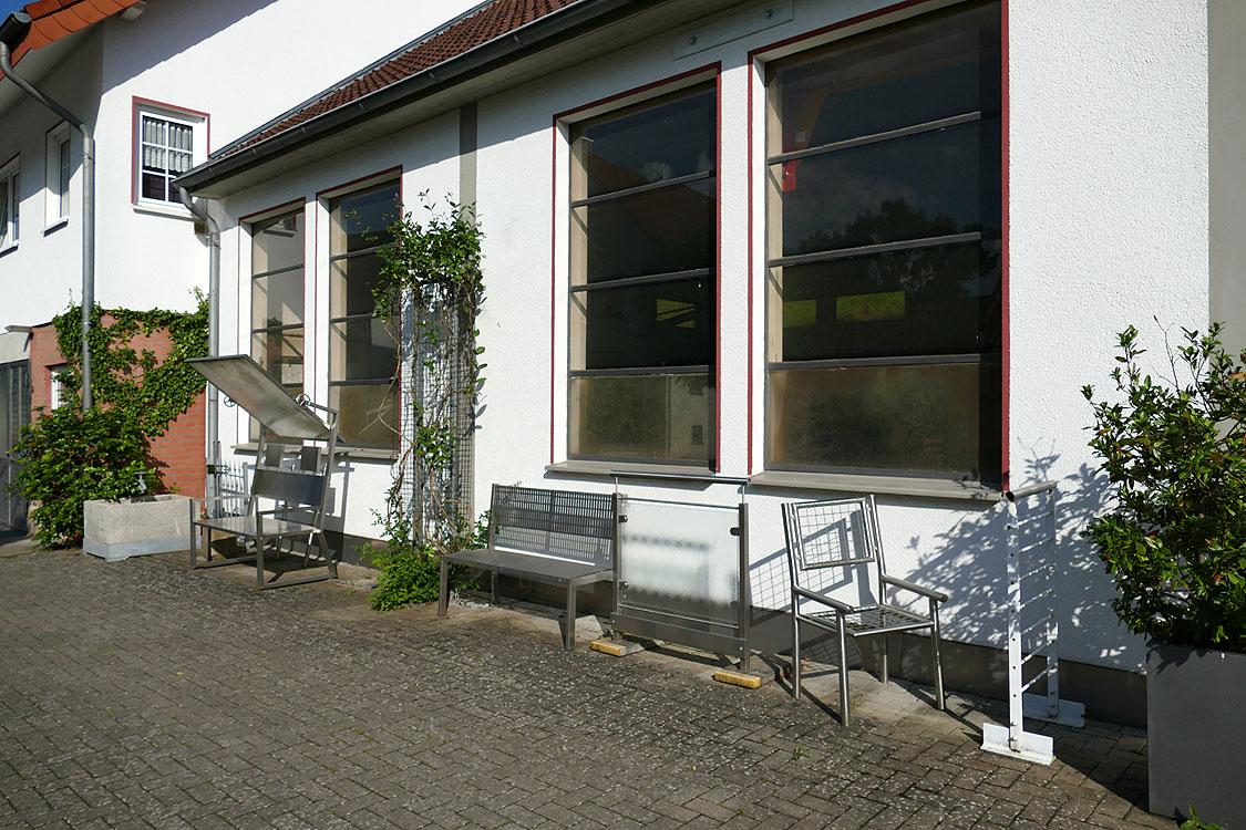 Schlosserei Groß - Konstruktionstechnik und Metallgestaltung
