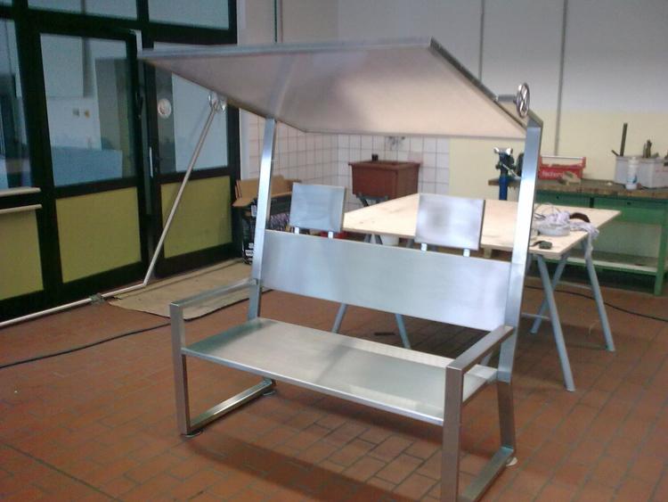 Schlosserei Groß - Edelstahlkonstruktionen
